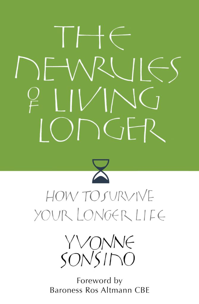 The New Rules of Living Longer.  Changing careers how to