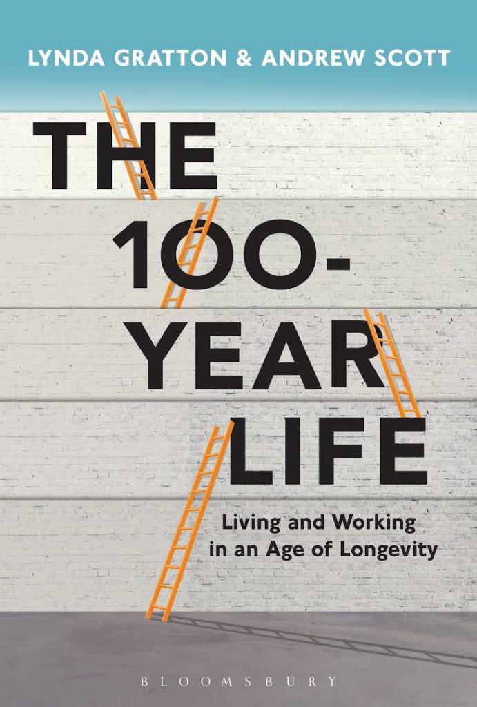 Career change and the 100 year life